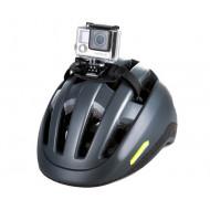 Крепление на вентилируемый шлем GoPro